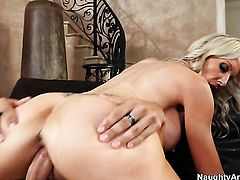 Kris Slater is horny and cant wait any longer to bang Emma Starr