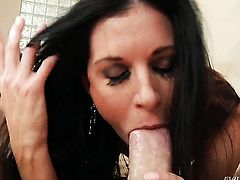 India Summer is penetrated anally