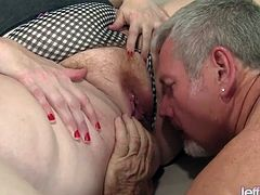Julie Ann Moore getting banged hard