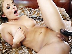 Wesley Pipes is horny and cant wait no more to fuck hot blooded Madelyn Monroes mouth with his hard dick