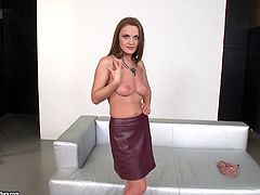 Leather tube videos