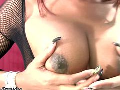 I was stunned by her beauty, shemale Electra simply emits class. Glad she let me spank her huge curvy ass while exposing her great breasts and huge cock. She also showed submissive and dominant...