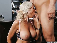 Emma Starr with juicy boobs and clean beaver fucks like theres no tomorrow in sex action with hard cocked fuck buddy Derrick Pierce