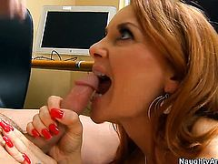 Kris Slater gets pleasure from fucking Janet Mason