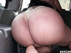 With juicy ass makes a dream of never-ending fucking with horny guy a reality