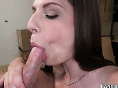 Dillion Carter with bubbly booty deserves a hard pussy fucking