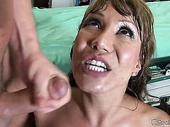 Jack Lawrence attacks fascinating Nyomi BanxxxS beaver with his love torpedo