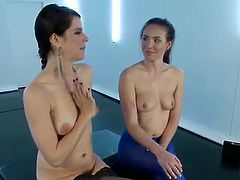 Amazing Casey Calvert has tied And Fisted By Bobbi Starr