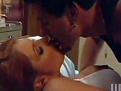 Cute Nurse Mandi Frost has Cute together with the Doctor inside the Hospital Ward