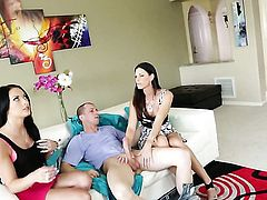 India Summer is ready to suck guys love stick all day long