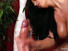 Christina Jolie gets the hole between her legs fucked hard