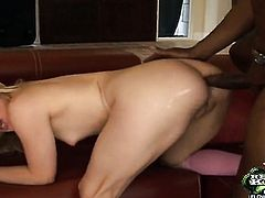 Blonde honey Flower Tucci gets a good love tunnel fuck in sex action with horny guy