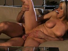 India Summer has some dirty fantasies to be fulfilled in cumshot action