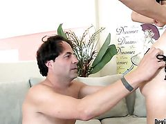 Nichole Taylor does her best to make man cum in hardcore action