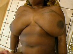 Black Bra Bustin Babes 2 + Black Fat Fudge In The Lodge