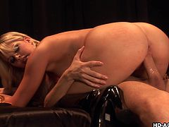 Sizzling hot beauty made this guy feel over the sky. Lacie was so passionate about riding his cock. She was trying to make this session a memory to remember. This video is only for the pleasure seekers and hardcore sex lovers.