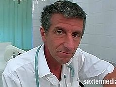 Dr. Dirty The perverse fuck doctor