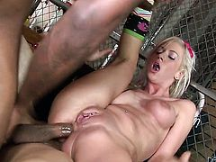Kaylee Hilton enjoys hard fucking with her bang buddy too much to stop