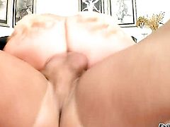 Honey Winter in sexual ecstasy with horny dude