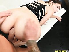 Senora Valentina Nappi enjoys another masturbation session
