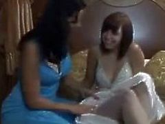 Sexy MILF Seduces young  in pantyhose