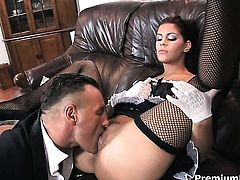 Stacy Silver enjoys another hardcore anal session