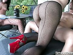 Fascinating honey Roxy Reed deserves an ass fuck