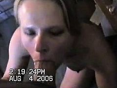 Pussy play and blowjob Mariah from kinkyandlonelycom