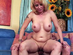 Lovable doggystyle fuck with a striking gal blow job