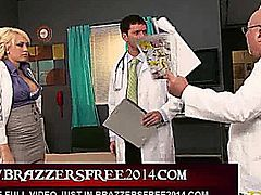 brazzers Official Fucking Doctors Video With Kagney Linn Ka