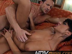 Tera Joy rides hard dick