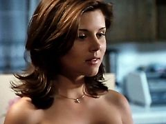 Tiffani-Amber Thiessen - The Stranger Beside Me