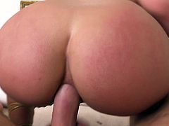 Visit official Hard X's HomepageBig ass doll is more than ready to welcome this huge dick inside her booty, hoping for endless scenes of anal pleasure and cum to swallow in the end