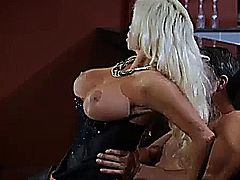 Nikita Von James - Champagne Showers