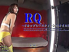 BF-282 Oil SEX ~ Hamasaki of Mao RQ ~ F cup race q