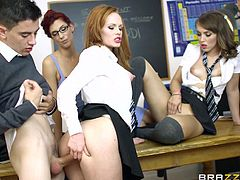 naughty student will be punished