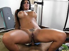 Piercings Cleo Castellari loves the way stud fucks her ass way