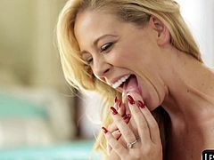 2 MILFs Are Sluttier with Lesbian Teen Cherie DeVille, Uma Jolie, Angela Sommers
