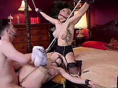 wet sex slaves fucked hard
