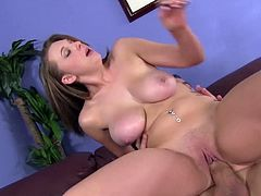 Beautiful Big Titty Brunette Brooke Wylde