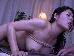 japanese milf has a wet hairy cunt