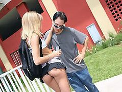 Chastity Lynn And Scott Lyons In A Little Action