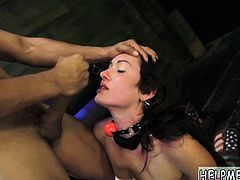 Extreme virgin gangbang and rough anal pain crying xxx