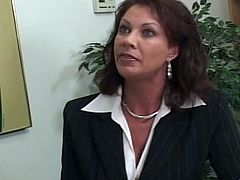 Mature Office Fuck Vanessa Videl