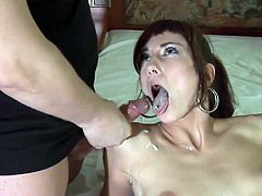 Passion for cock leads Sheridan Love to dazzle in anal XXX