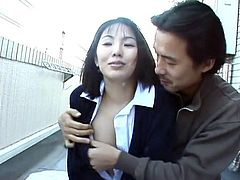 Japanese vintage outdoor wife
