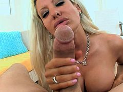 Helly Mae Hellfire blowjob