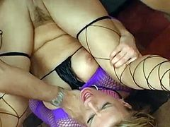 Trina Michaels & Holly Wellin - The Whores Next Door