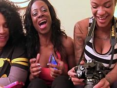 Ebony Foot Party