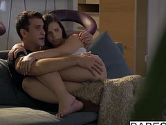 Babes - Step Mom Lessons - Movie Night starring Kai Taylor a